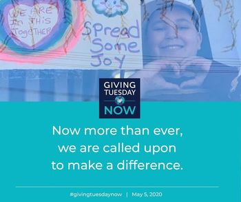 Over $1,700 has been raised on Giving Tuesday Now to support the Catholic Charity Appeal!