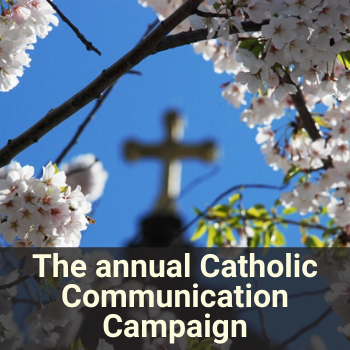 Support the Catholic Communication Campaign, June 12/13