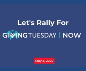 Today is #GivingTuesdayNow
