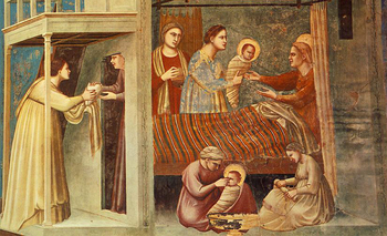 September 8 The Feast of the Nativity of the Blessed Virgin Mary