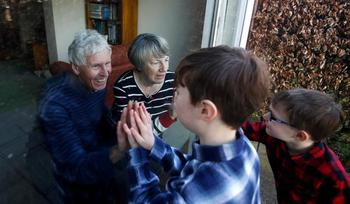 Show grandparents, the elderly that you care, pope tells young people