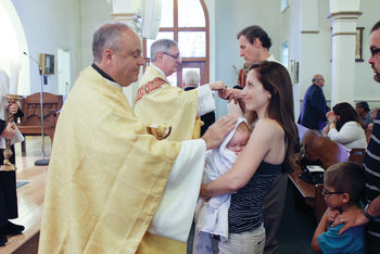 Father Robert Perron, pastor, longtime advocate for the poor, dies at 67