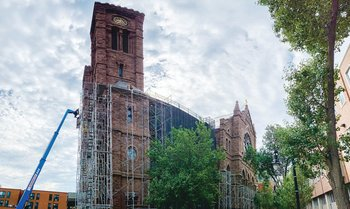 Cathedral roof to be replaced in $5 million, 9-month renovation project