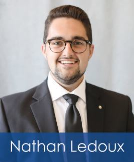 Getting to Know Your Seminarians: Nathan Ledoux