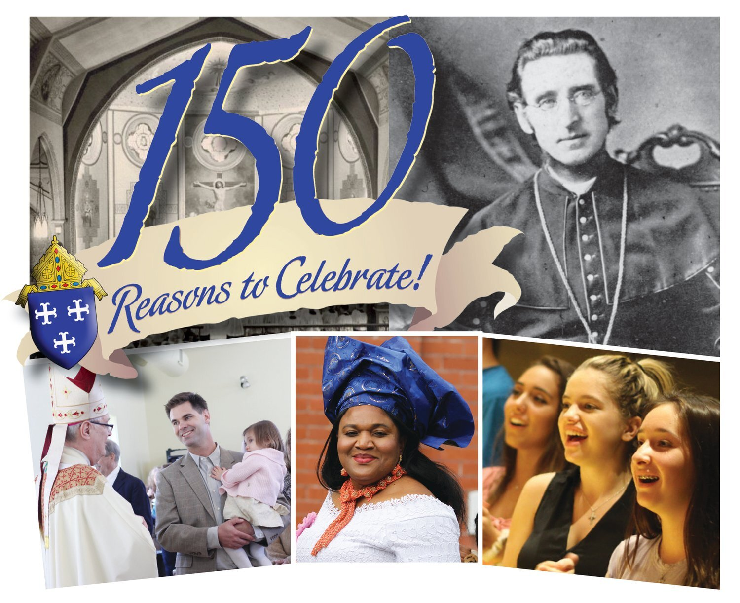 Diocese plans for 150th anniversary