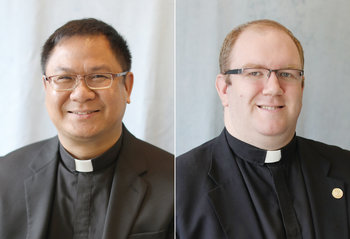 Two to be ordained to Sacred Order of Deacons