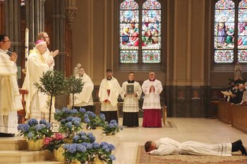 Mark Gadoury ordained to Sacred Order of the Diaconate