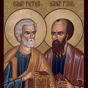 Novena to Saints Peter and Paul