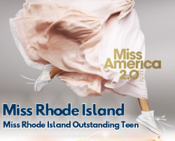 Miss Rhode Island Competition 2021 is being held at McVinney Auditorium!
