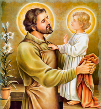 Join us June 19 for a Day of Prayer Honoring St. Joseph at St. Patrick Church