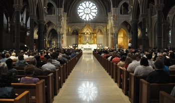 Closing Mass for the 150th Anniversary of the Diocese of Providence