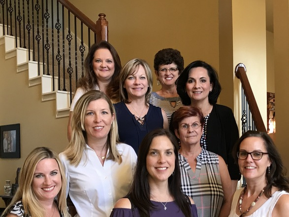 Women of Mercy Board 2017-2018