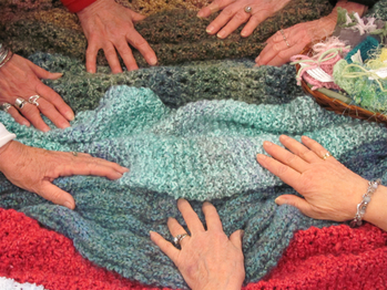 Prayer Blanket Ministry Meeting