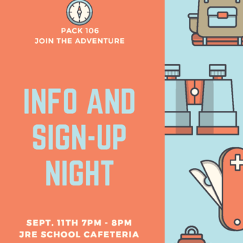 Signup Night