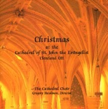 Christmas CD Cover
