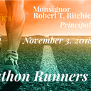 MARATHON RUNNERS MASS NOVEMBER 3RD AT 5:30PM
