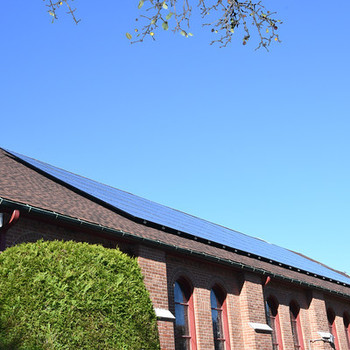 ARCHDIOCESE OF NEW YORK LAUNCHES RENEWABLE ENERGY PILOT PROGRAM