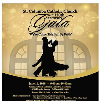 St. Columba's 120th Anniversary Celebration