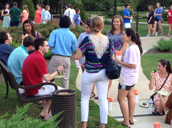 Fall Kick-off Cookout