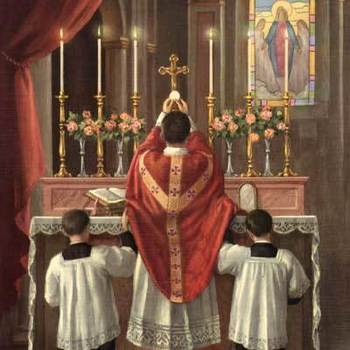 Mass in the Extraordinary Form