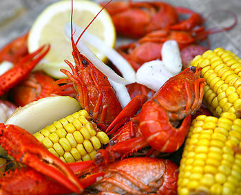 YEARSEND CRAWFISH BOIL