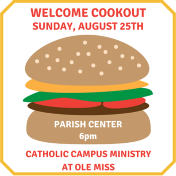 Welcome Cookout
