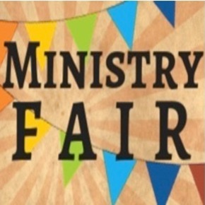 Ministry Fair<div>October 23rd and 24th</div>