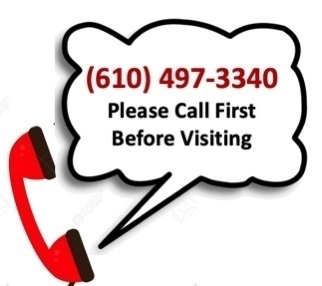 The parish office is open. Please call before coming!