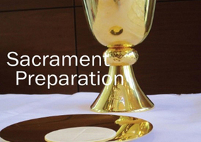 First Eucharist Parent and Child Meeting