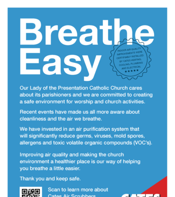 Air Purification Notice