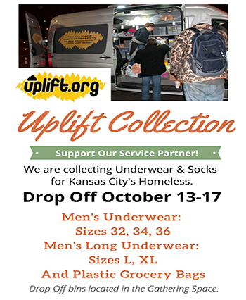 Annual Uplift Collection