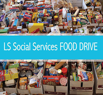 LS Social Services Food Drive Weekend