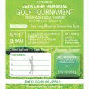 Jack Long Golf Tournament