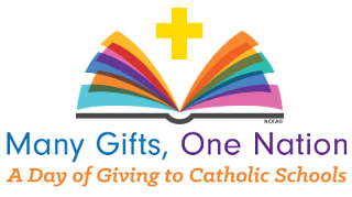 Many Gifts, One Nation: a day of Giving to Catholic Schools