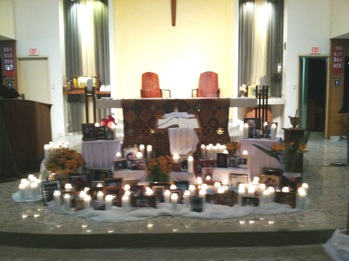 Mass of Remembrance commemorates loved ones