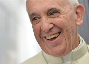 Pope Francis seeks your input