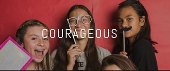 COURAGEOUS Jr High Parent Mtg - option 1
