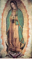 Our Lady of Guadalupe - Nuestra Señora de Guadalupe