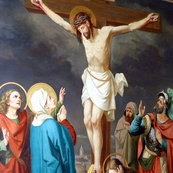 Stations of the Cross WITH MARY led by Fr. Erik Esparza LIVESTREAM
