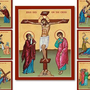 Staions of the Cross - Viacrucis YOUTUBE