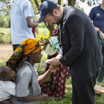 Visit to CRS projects in Uganda