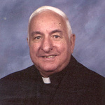 Father Louis J. Gould, 89