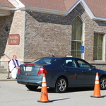Parishes offer drive-up confession