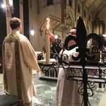 Easter Vigil at St. Paul Cathedral
