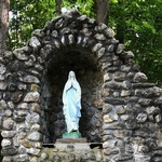 Mary returns to Nazareth Home