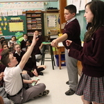 A chance to walk down the halls of St. Stephen's 'one more time'