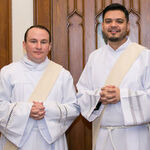 Two from Colombia ordained