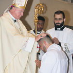 Six new transitional deacons