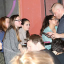 Theology on Tap draws young crowd