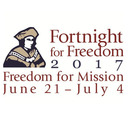Fortnight for Freedom Mass in Worcester